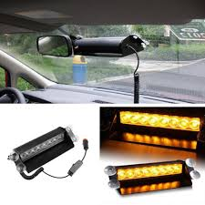 Amber 8 LEDs Vehicle Car Dash Strobe Light Flash Emergency Warning ... Amazoncom Wislight Led Emergency Roadside Flares Safety Strobe Lighting Northern Mobile Electric Cheap Lights Find Deals On Line 2016 Gmc Sierra 3500hd Grill Pkg Youtube Unique Bargains White 6 2 Strip Flashing Boat Car Truck 30 Amberyellow 15w Warning Super Bright 54led Vehicle Amberwhite Flag Light Blazer Intertional 12volt Amber Beacon Umbrella Inspirational For