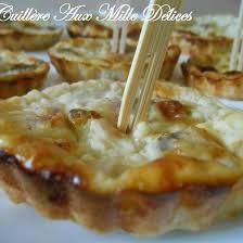 recette mini quiches sans pâte jambon chignon