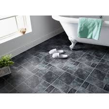 awesome self adhesive vinyl floor tiles bathroom regarding