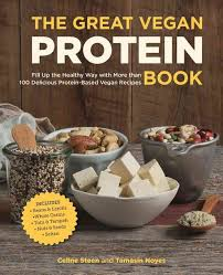 The Great Vegan Protein Book Fill Up Healthy Way With More Than 100 Delicious Based Recipes