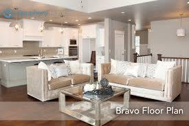 Open Floor Plans Homes by Symphony Homes Open Floor Plan Trend Utah Design Trends Utah