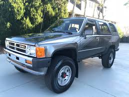 100 Craigslist Birmingham Al Cars And Trucks By Owner FS 1st Gen 4Runner 87 SR5 Turbo With Low Miles Gray