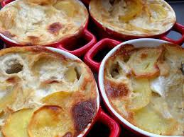 navet cuisine gratin dauphinois aux pommes de terre navet céleri sans lactose