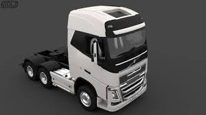 100 3d Tow Truck Games VOLVO FH16 750 3D Model VOLVO Model Game Design