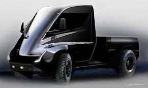 100 Truck Designer Teslas First Pickup Truck Wont Be Out Of Place In Blade Runner