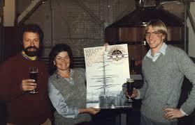 100 Ockert Richard And Nancy Ponzi With BridgePort Brewmaster Karl The