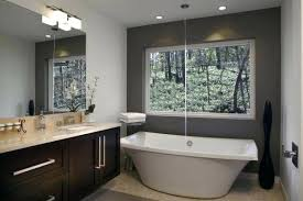 Chandelier Over Bathtub Soaking Tub by Bathrooms With Freestanding Tub U2013 Seoandcompany Co