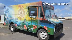 Food Trucks Up For Auction