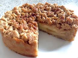 apfelkuchen mit apfelmus und streusel thermomix rezepte