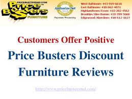 Price Busters Discount Furniture Reviews