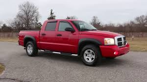 2006 Dodge Dakota SLT Quad Cab 4x4 For Sale~4.7L V8~CD~Moon - YouTube