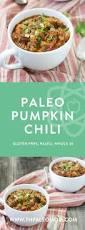 Paleo Pumpkin Chicken Chili by Best 25 Pumpkin Chili Ideas On Pinterest Autumn Soup Recipes