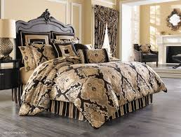 J Queen Luxembourg Curtains by Bradshaw Black By J Queen New York Beddingsuperstore Com