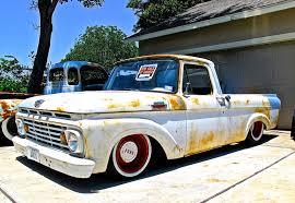 Custom 1963 Ford F100 Pickup | Austin TX ATX Cars | Ford Trucks ...