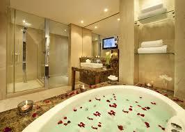 make your bathroom more glamorous like hotel plan n design