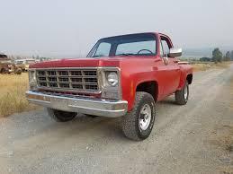 1980 Chevrolet Other - Chevy Trucks For Sale - EUREKA, Montana ...