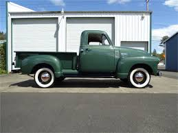 100 1951 Chevy Truck For Sale Chevrolet 3100 SALE PENDING For ClassicCarscom CC