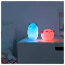 Orbeez Mood Lamp Uk by Spöka Led Night Light Animal White Red Ikea