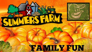 Frederick Maryland Pumpkin Patch by Summers Farm 2016 Fall Fun Frederick Maryland Youtube