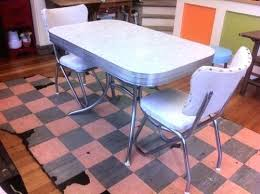 Mesmerizing 60s Kitchen Table Found Vintage Tables 60cm Diameter