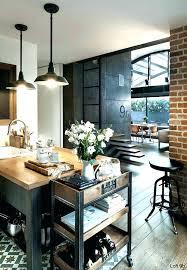 cuisine loft cuisine style loft cuisine brute en photos cuisine style loft