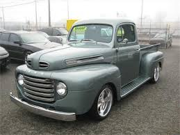 100 49 Ford Truck For Sale 19 F100 For ClassicCarscom CC1050175