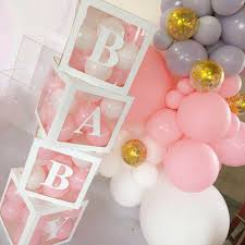 Mini Plastic Pacifier Baby Shower Favor Charms 1 In Pink 18ct