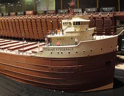 Edmund Fitzgerald Sinking Theories by Do You Realize What The Conditions Are Out There