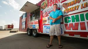 Former HP Exec Starts Better At The Beach Food Truck In Galveston ...