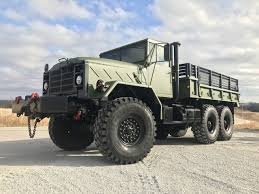 M925A2 5 TON MILITARY 6 X 6 Cargo TRUCK WITH WINCH SOLD - Midwest ...