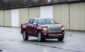 GMC Canyon Reviews   GMC Canyon Price, Photos, And Specs   Car And ... 2017 Gmc Canyon Denali Hartford Courant September Is The Month For Highest Discounts On New Cars Car Decked 52018 Midsize Truck Bed Storage System 2015 Sle 4x4 V6 Review Fullsize Experience Midsize Allnew Brings Safety Firsts To 1000 Mile Mountain Review Hauling Atv Youtube Diesel Another New Changes A Segment 2011 News And Information Nceptcarzcom 2018 4wd In Nampa D480158 Kendall At Slt Sams Thoughts Chevy Slim Down Their Trucks Gm Pushes Into Market