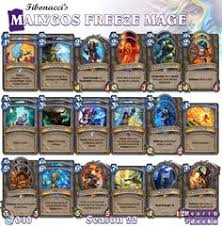 Mage Decks Hearthstone Basic by Welcome To The Hearthstone Launch News Hearthstone Anime