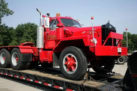 100 Mack Trucks Macungie Vintage Early 1960s Truck Gets Ride Of Its Own To Pennsylvania