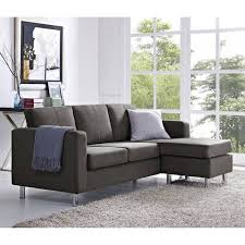 dorel living small spaces configurable sectional sofa multiple