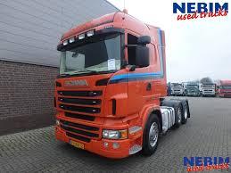 100 Truck Retarder Used Scania R420 6x2 Euro 5 Nebim Used S
