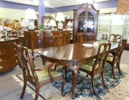 Cool Design Ideas Ethan Allen Dining Room Sets Used Furniture Designs Unthinkable Table All For Sale