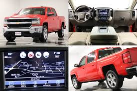 100 Used Pickup Trucks For Sale In Texas 2017 Chevrolet Silverado 1500 LT Crew Cab Edition