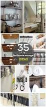 Pinterest Bathroom Storage Ideas by 47 Best House Hacks For The Bath Images On Pinterest Home Room