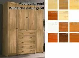 details zu massivholz kleiderschrank 4türig kiefer massiv schlafzimmer schrank holz