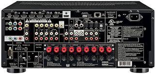 Pioneer Elite VSX 52 A V Receiver