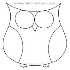 How To Draw An Owl Learn A Cute Colorful In This Easy