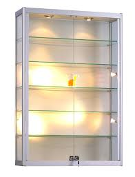 display cabinet with lighting guarinistore