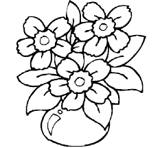 Lovely Flowers Coloring Book 72 In To Print With