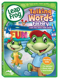 Leapfrog Learning DVD Flashcards Set Vol 1 Best Educational