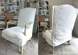 Custom Made Dining Room Chair Slipcovers Casual Canvas For Formal French Chairs Style Winsome Splendid