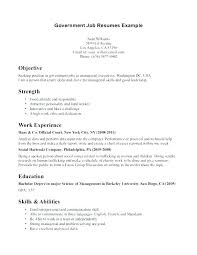 Resumes Examples For Jobs Cover Letter Example Job Resume 3 Optional Sample Application Bank Po With No Experience