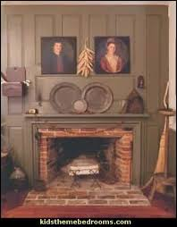 Primitive Living Room Colors by Best 25 Early American Decorating Ideas On Pinterest Early