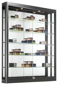 DecorationSmall Wall Display Case Floor Glass Cases For Sale Curio
