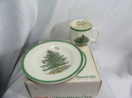 Spode Christmas Tree Mugs With Spoons by Spode Christmas Tree S3324 Christmas Lights Decoration