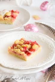 erdbeer rhabarber rezepte quark öl teig kuchen mit quark